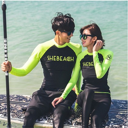 3IN1 Shining Beach Rashguard