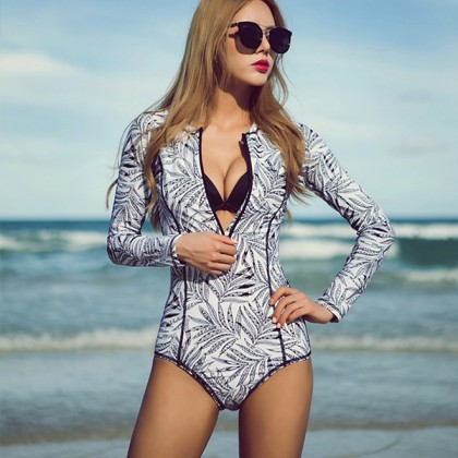 2IN1 Summer Feel Monokini (S)