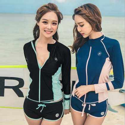 Tiffany Or Pink Rashguard