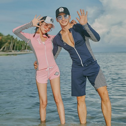 Crystal Couple Swimsuit
