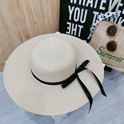 Pretty Summer Beach Hat